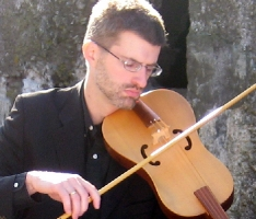 Jonathan Talbott fiddle